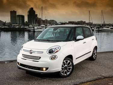 2014 fiat 500l models trims information and details. Black Bedroom Furniture Sets. Home Design Ideas