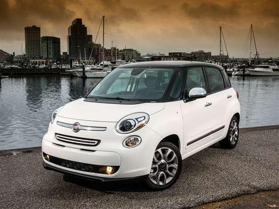 2014 FIAT 500L Test Drive Video Review