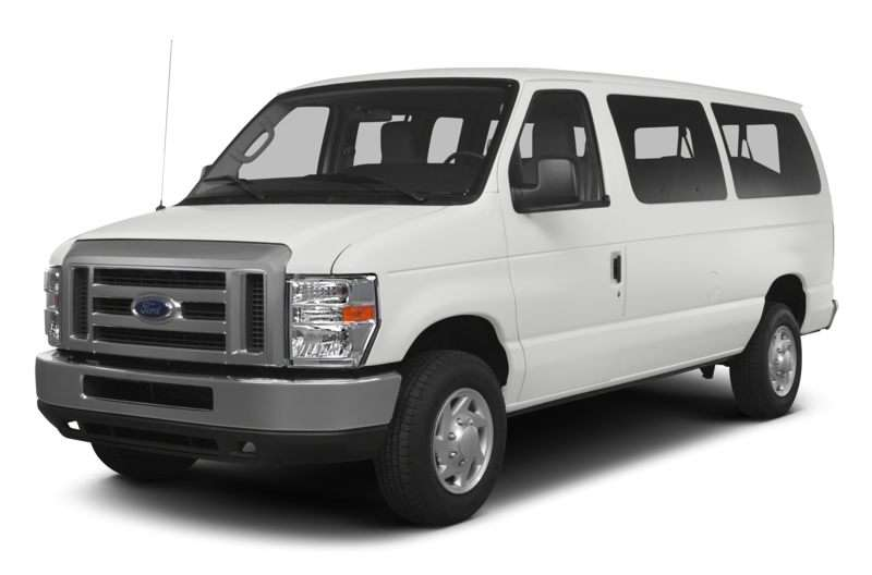 2014 Ford E-350 Super Duty Pictures