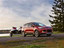 2014 ford escape exterior paint colors and interior trim - Ford escape exterior colors 2014 ...
