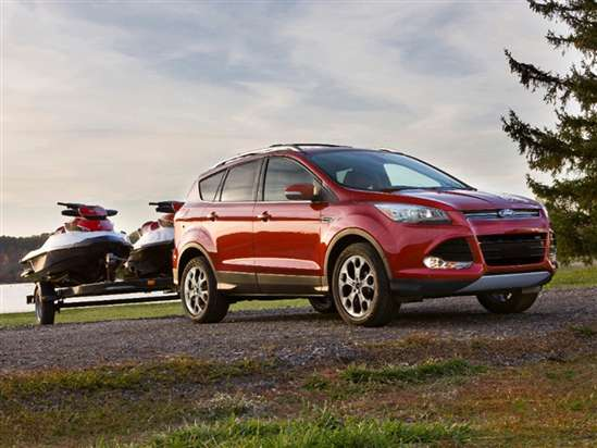 2014 Ford Escape Titanium 2.0 EcoBoost Test Drive and Video Review