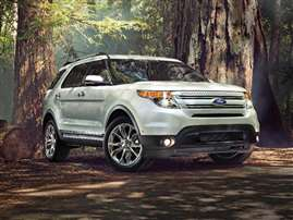 2014 Ford Explorer Base 4dr Front-wheel Drive