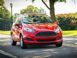 2014 Ford Fiesta S 4dr Sedan