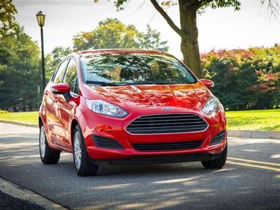 2014 Ford Fiesta S Hatchback