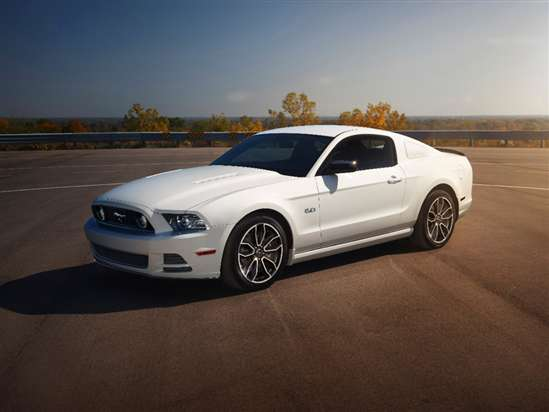 2014 Ford Mustang GT Track Apps & Ford SYNC Video Review