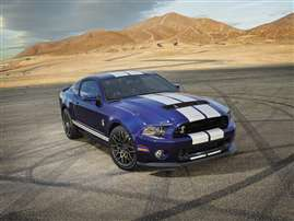 2014 Ford Shelby GT500 Base 2dr Coupe