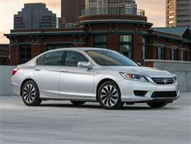 2014 Honda Accord Plug-In Hybrid Base 4dr Sedan