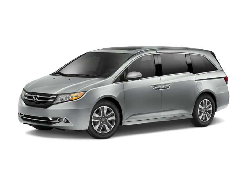 2014 Honda Odyssey Pictures Including Interior And