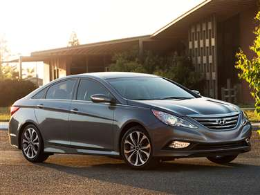 2014 Hyundai Sonata Limited 2.0T w/Alloy Wheels