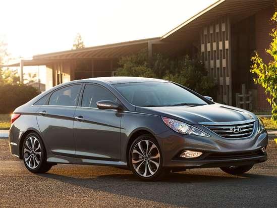 2014 Hyundai Sonata Limited w/PZEV