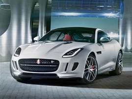 2014 Jaguar F-TYPE Base 2dr Rear-wheel Drive Convertible