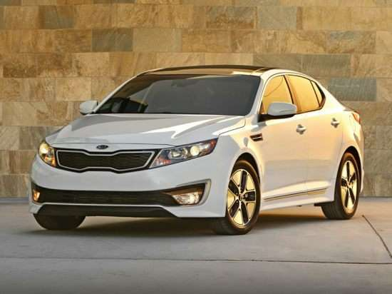 2014 Kia Optima Hybrid Models, Trims, Information, and Details | Autobytel.com