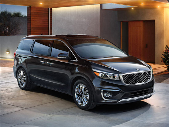 2014 Kia Sedona Models Trims Information And Details