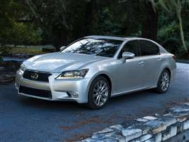 2014 Lexus GS 350 Base 4dr Rear-wheel Drive Sedan