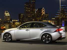 2014 Lexus IS 350 Base 4dr Rear-wheel Drive Sedan