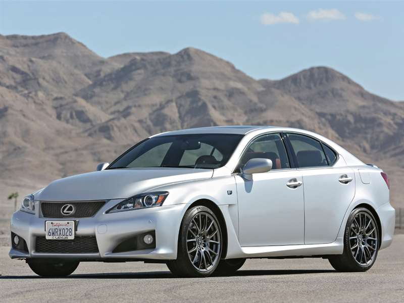 2014 Lexus IS-F