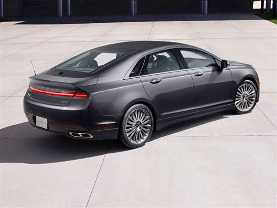 2014 Lincoln MKZ Video Review