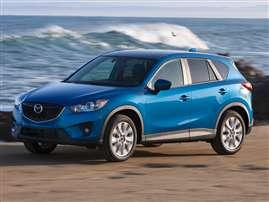 2014 Mazda CX-5 Sport Front-wheel Drive Sport Utility