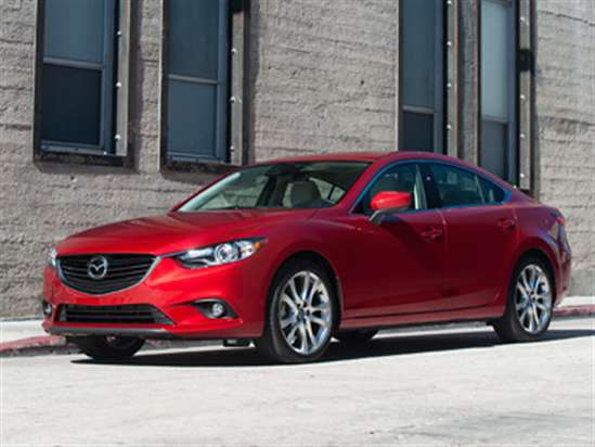 2014 Mazda Mazda6 Grand Touring (A6)