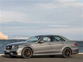 2014 Mercedes-Benz E-Class Base E350 4dr Rear-wheel Drive Sedan
