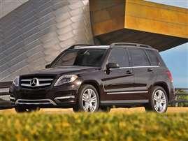 2014 Mercedes-Benz GLK-Class Base GLK350 4dr All-wheel Drive 4MATIC