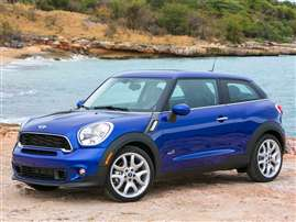 2014 MINI Paceman Cooper 2dr Front-wheel Drive Sport Utility