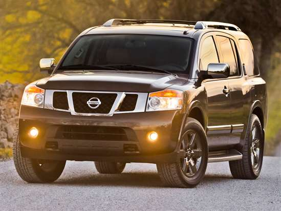 2014 Nissan Armada Models, Trims, Information, and Details ...