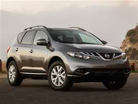 2014 Nissan Murano S 4dr Front-wheel Drive