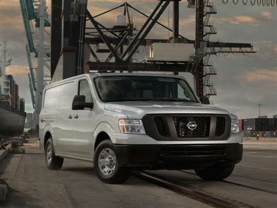 2014 Nissan NV Cargo NV1500