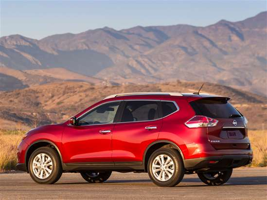 2014 Nissan Rogue S AWD