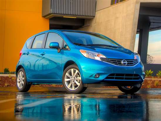 2014 Nissan Versa Note Subcompact Video Review