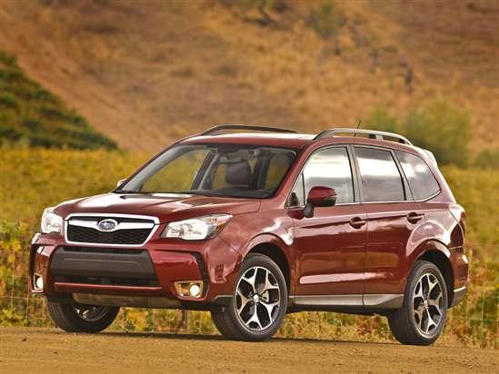 2014 Subaru Forester 2.0XT Premium (CVT)