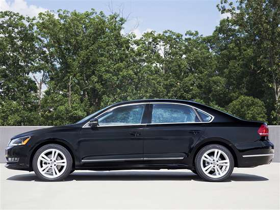 2014 VW Passat Test Drive and Video Review
