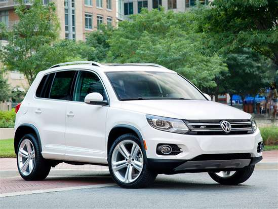 2014 VW Tiguan Road Test Video Review