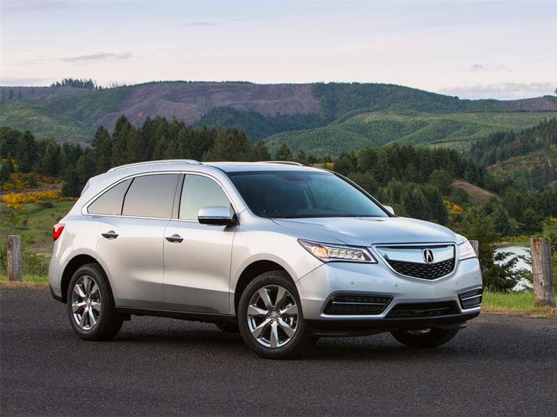 Top 10 Safest SUVS for 2015