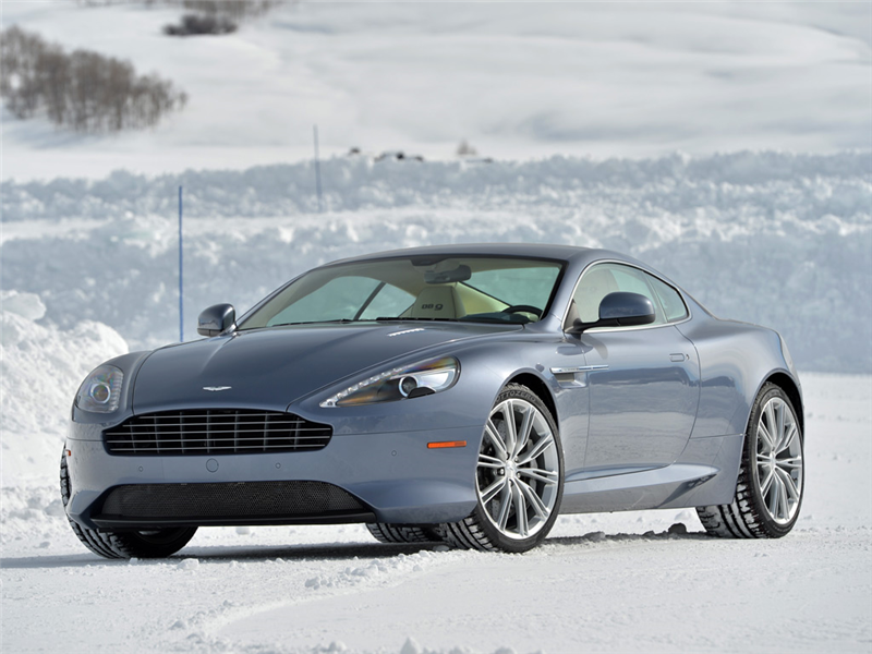 Research the 2015 Aston Martin DB9