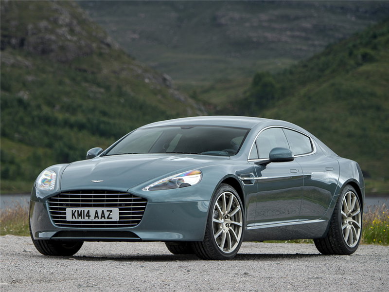 Research the 2015 Aston Martin Rapide S