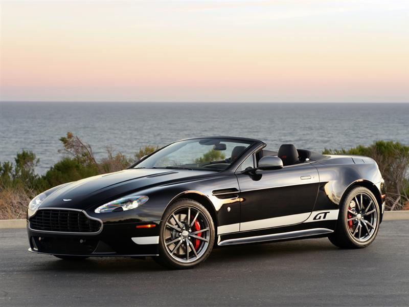 Research the 2015 Aston Martin V8 Vantage