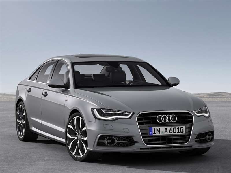 Research the 2015 Audi A6