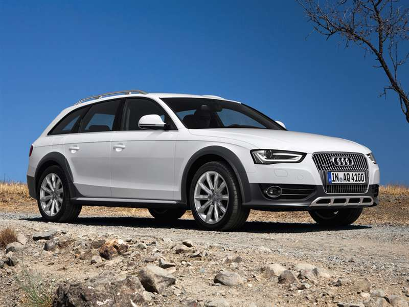 Research the 2015 Audi allroad