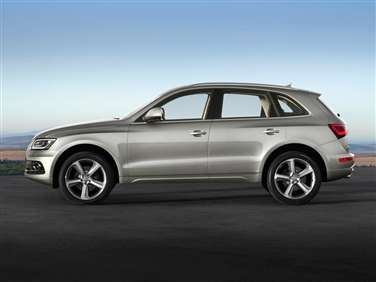 2015 Audi Q5 hybrid