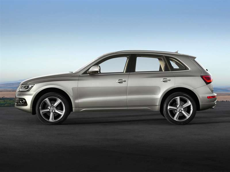 Research the 2015 Audi Q5 hybrid