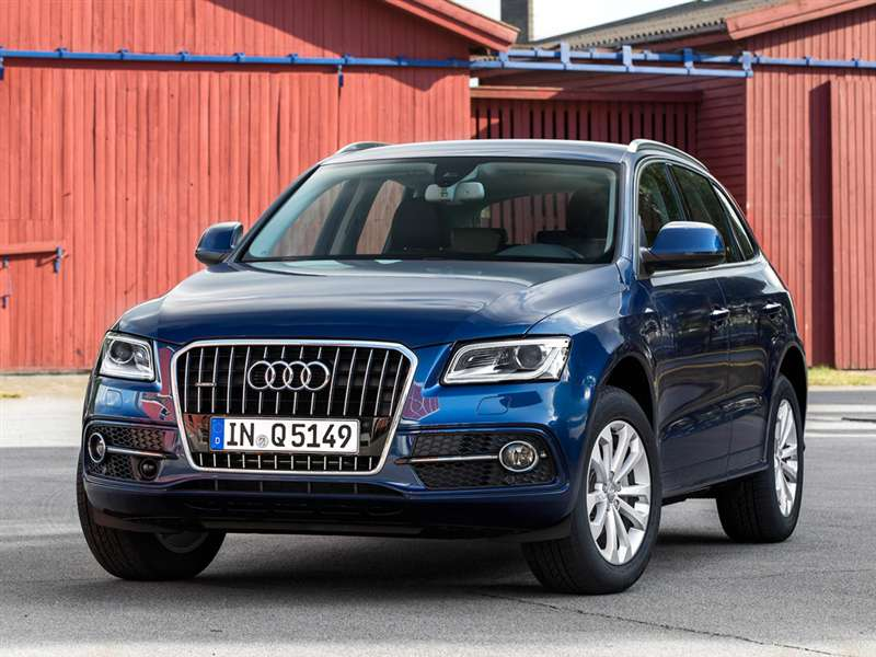 Research the 2015 Audi Q5