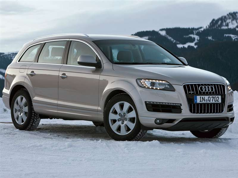 Research the 2015 Audi Q7