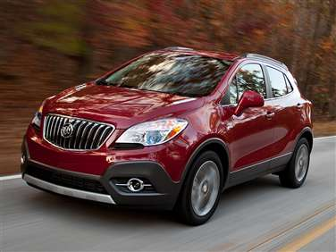 2015 Buick Encore Models Trims Information and Details