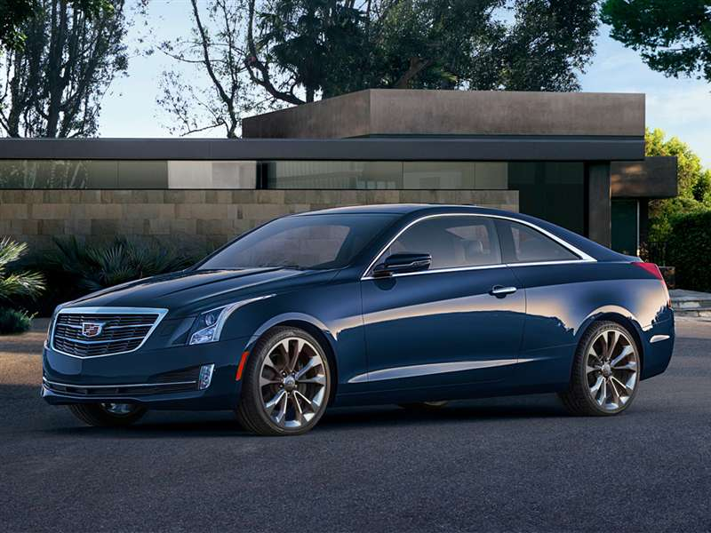 2015 Cadillac