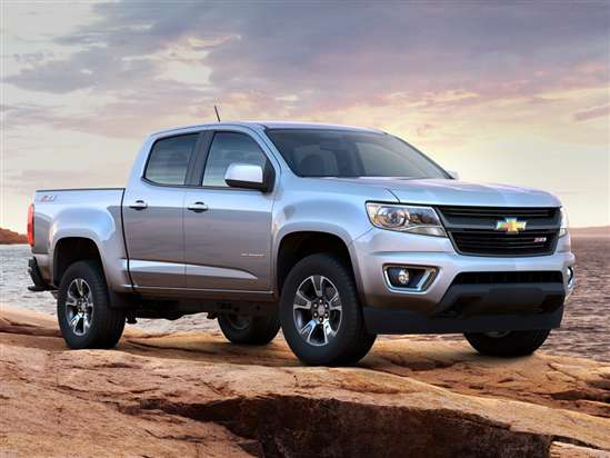 2015 Chevy Colorado and GMC Canyon Test Drive and Video Review