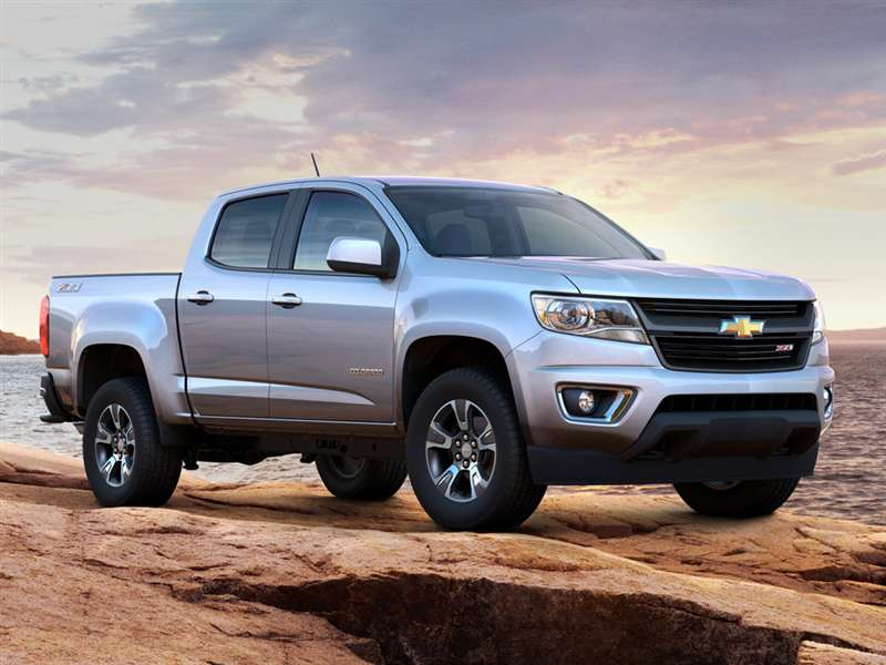Research the 2016 Chevrolet Colorado