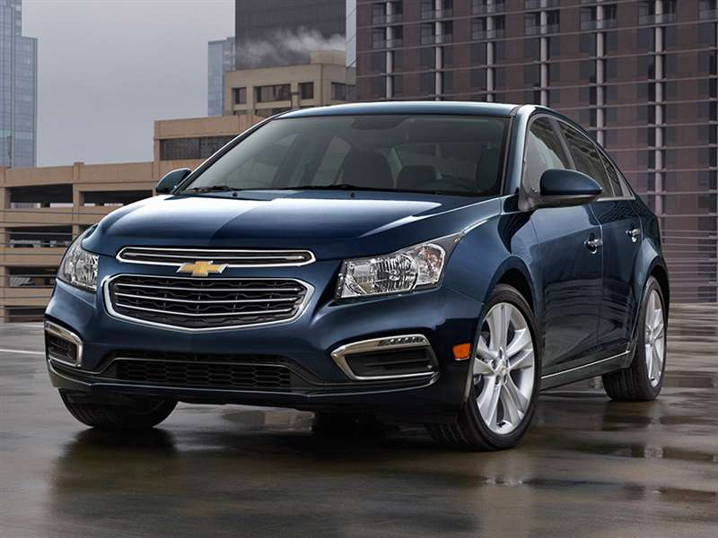 Research the 2015 Chevrolet Cruze