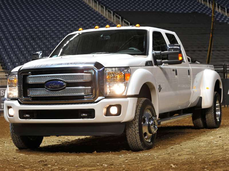 8 Best Used Dually Trucks